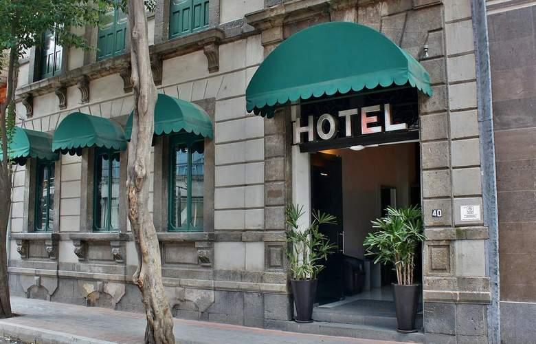 Exe Cities Reforma - Hotel - 0