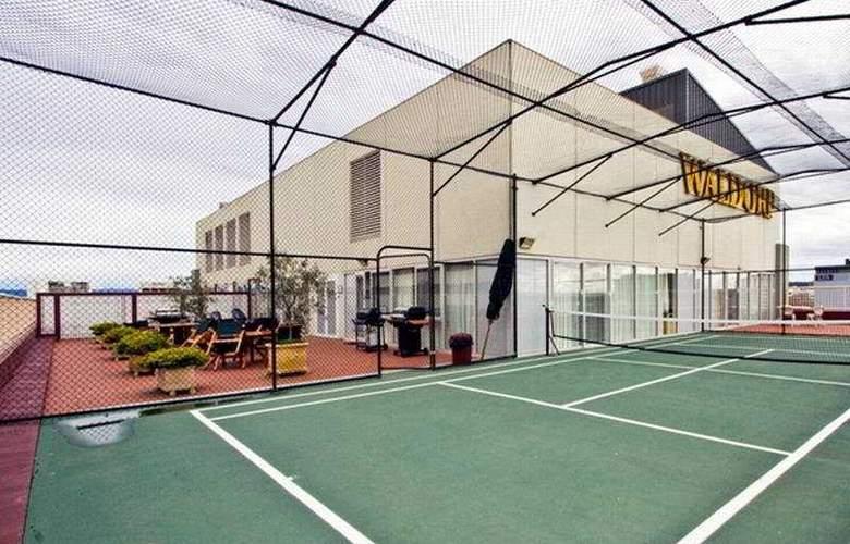 Waldorf Apartment Hotel Canberra - Sport - 7