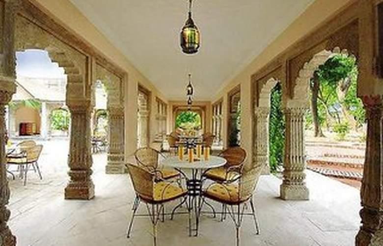 Usha Kiran Palace - Terrace - 7