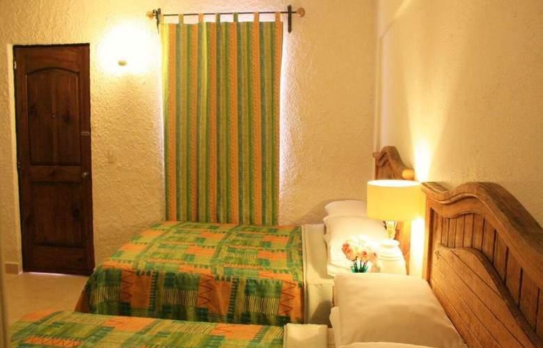 La Abadia Plaza - Room - 15