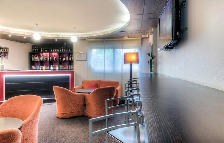 Zenitude Toulouse - Le Parc de l'Escale - Bar - 5