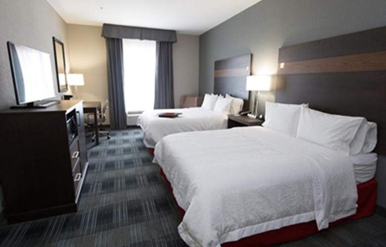 Hampton Inn and Suites Oklahoma City Airport - Room - 11