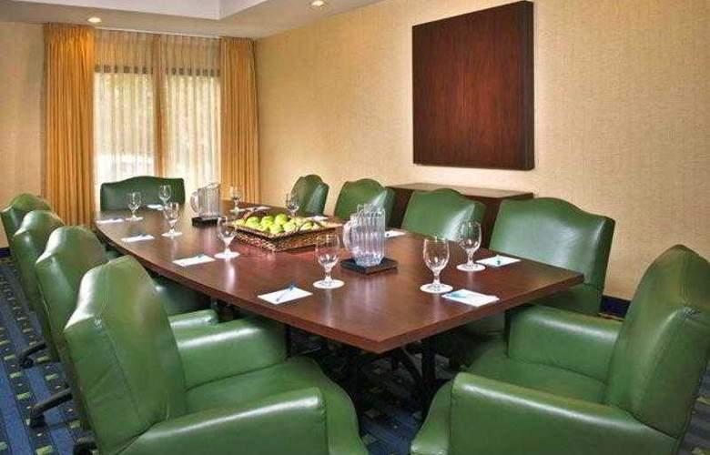 SpringHill Suites Gaithersburg - Hotel - 12