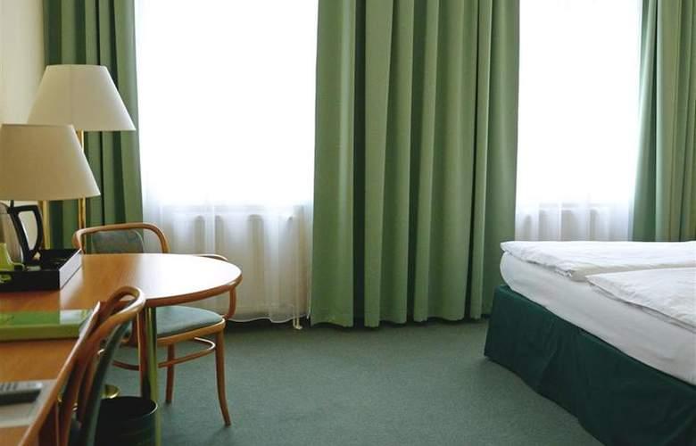 Best Western City Hotel Moran - Room - 63