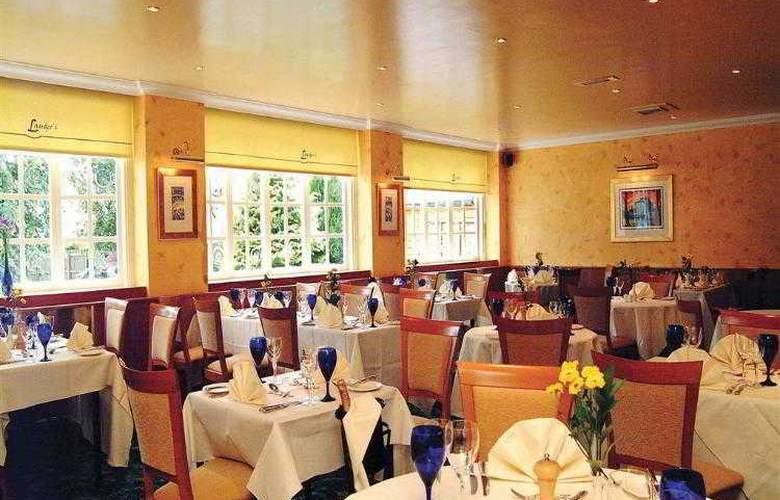 Best Western Strathaven Hotel - Hotel - 44
