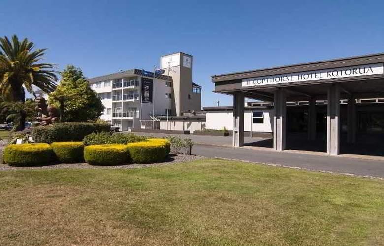 Copthorne Rotorua - Hotel - 11