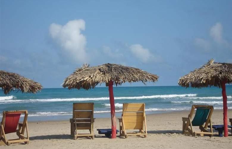 Best Western Expo-Metro Tampico - Beach - 74