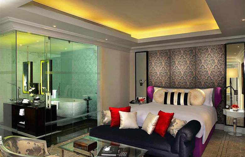 Sofitel Hotel Mumbai - Room - 26