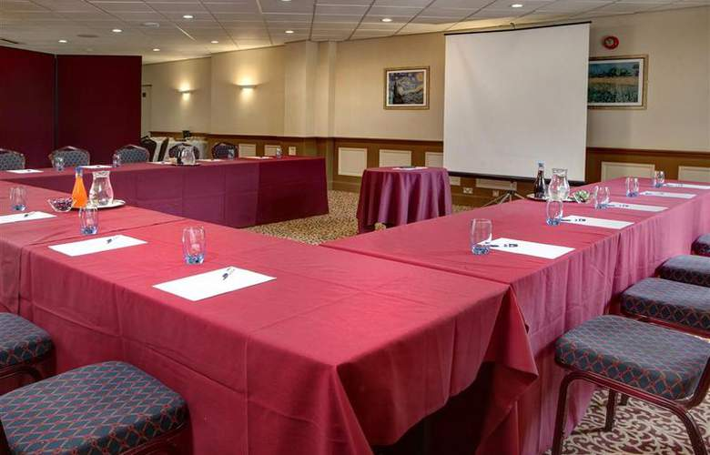 Best Western Hotel St Pierre - Conference - 50