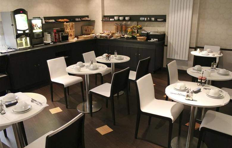 Best Western Empire Elysees - Restaurant - 76