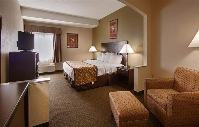 Best Western Indianapolis South - Room - 43