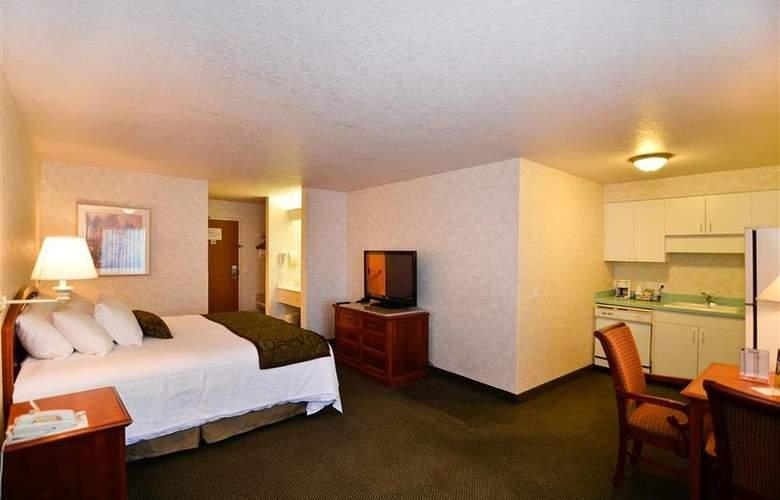 Best Western Plus Twin Falls Hotel - Room - 128