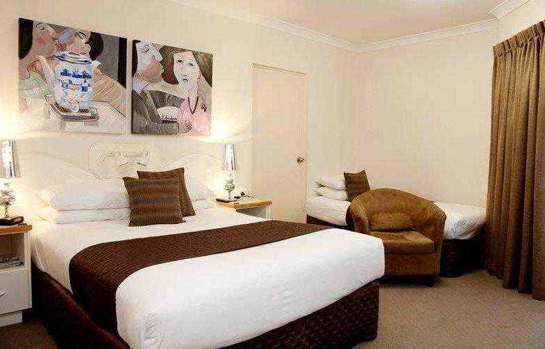 BEST WESTERN Kimba Lodge Motel - Hotel - 9