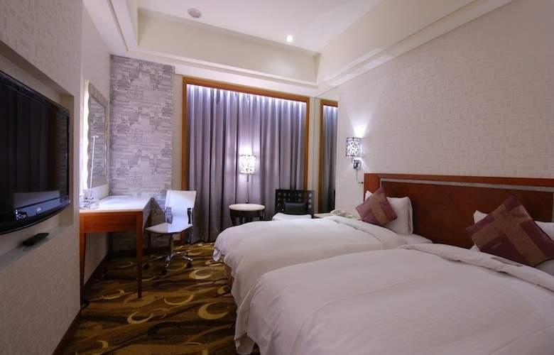 Capital Hotel Nanjing - Room - 10