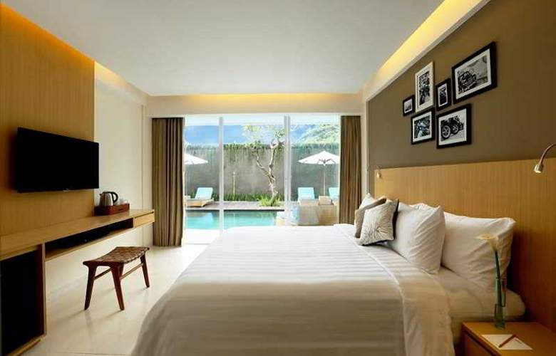 Ossotel Legian Bali - Room - 6