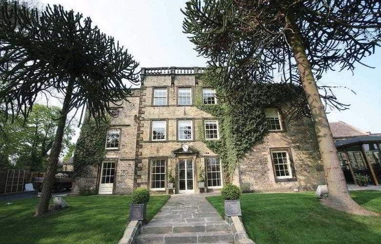 Best Western Mosborough Hall - Hotel - 95