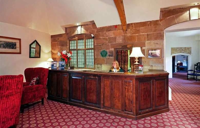 Mercure Telford Madeley Court Hotel - Hotel - 40