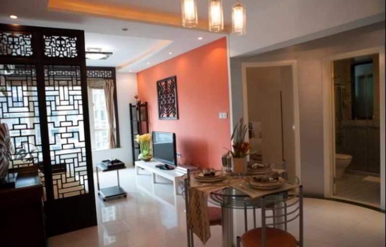 Yopark Serviced Apartment Oriental Manhattan - Room - 5