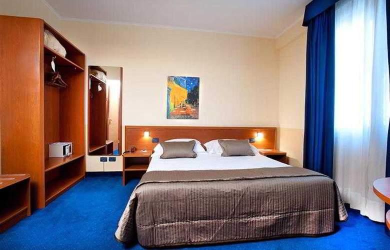 Best Western Blu Hotel Roma - Hotel - 13