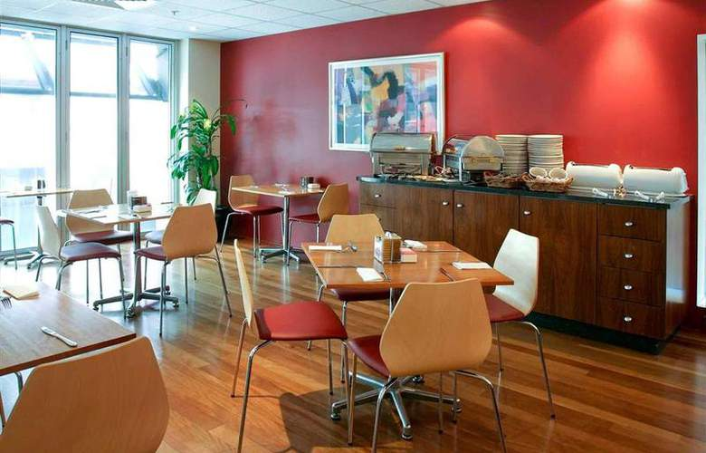 Ibis Melbourne Little Bourke Street - Restaurant - 40
