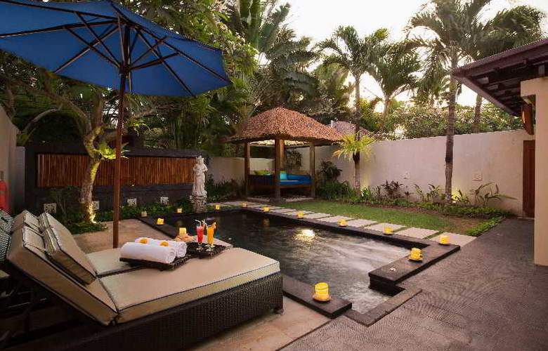 Bali Baliku Luxury Villa - Pool - 48