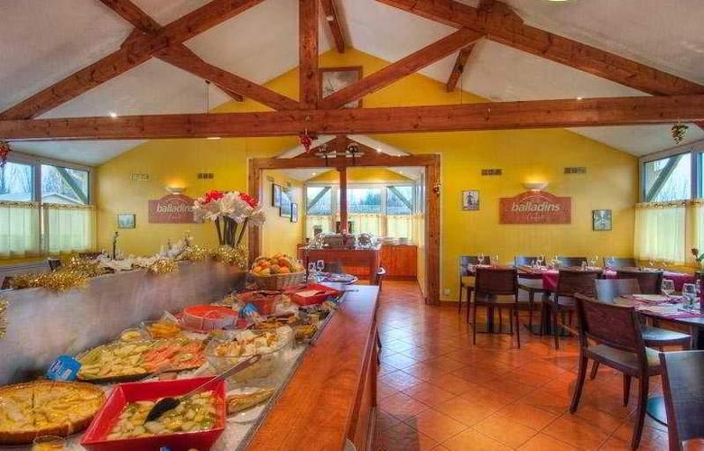 Comfort Hotel CDG Goussainville - Restaurant - 3