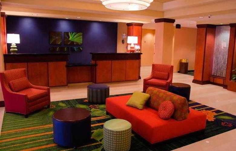 Fairfield Inn & Suites Holiday Tarpon Springs - Hotel - 4
