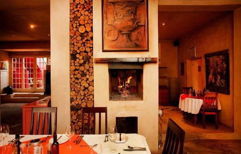 Barrydale Karoo - Restaurant - 5
