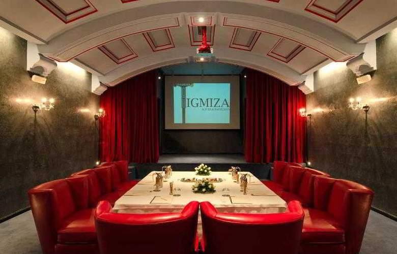 Tigmiza Suites pavillions - Conference - 30