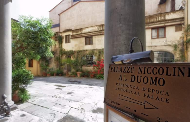 Palazzo Niccolini al Duomo - Hotel - 0