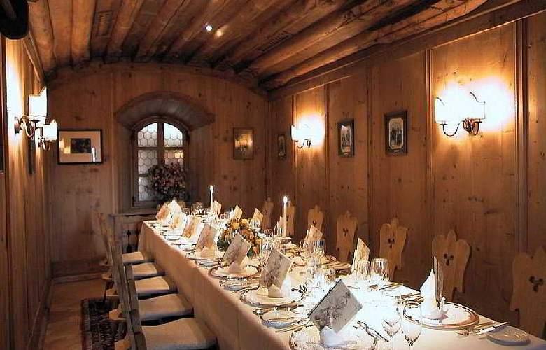 Grand Hotel Europa - Restaurant - 8