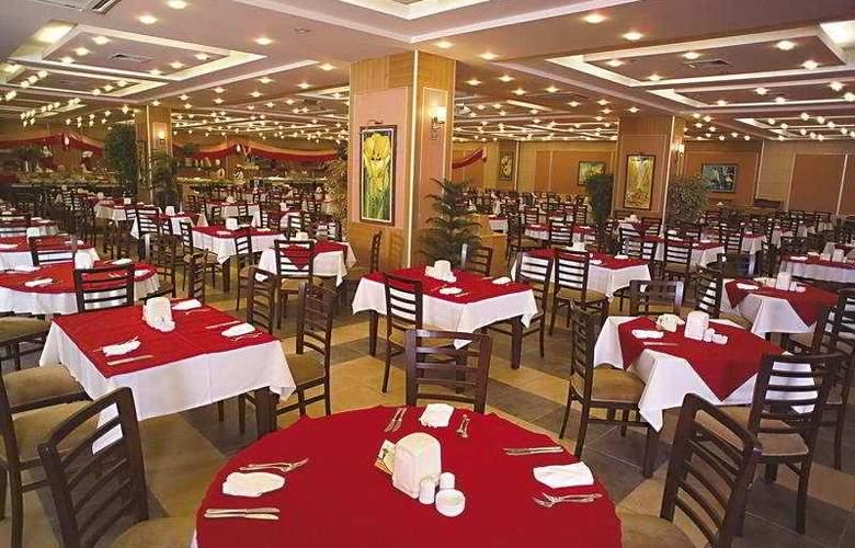 Primasol Hane Family Resort - Restaurant - 7