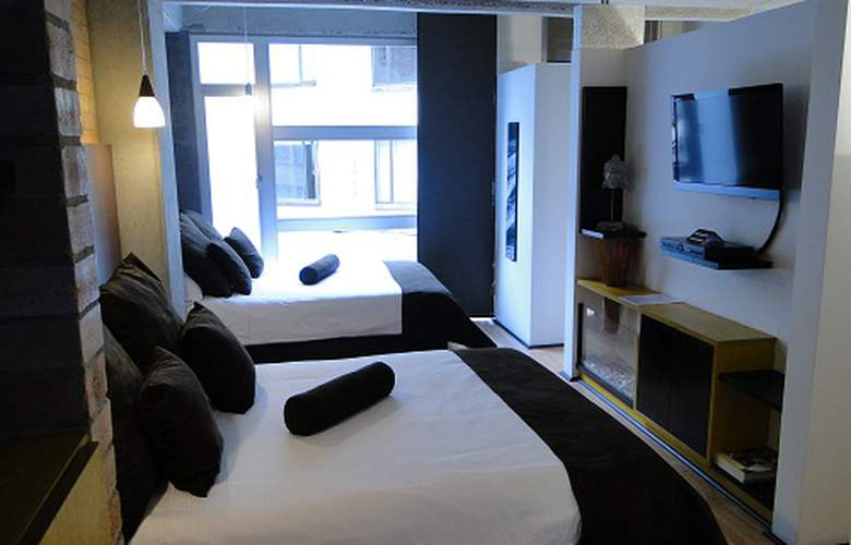 Estelar Apartamentos Aeropuerto Bogotá - Room - 0