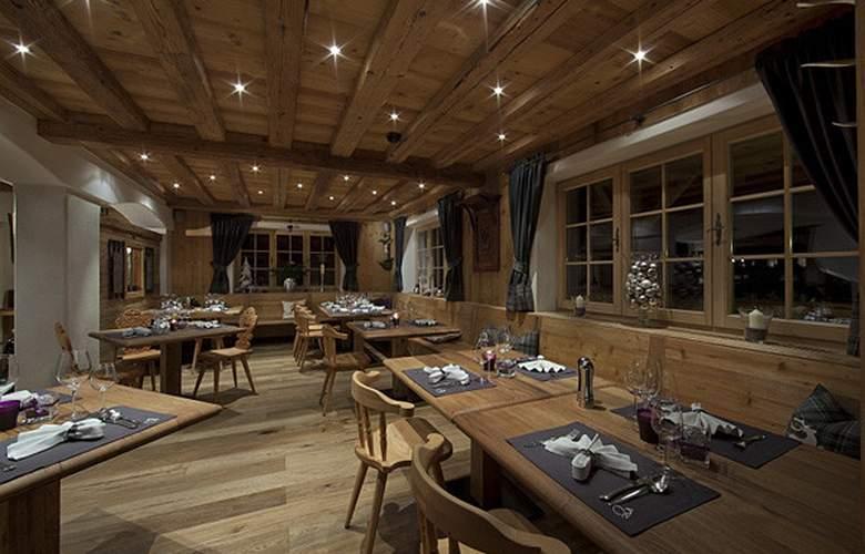 Landhotel Vordergrub - Restaurant - 2