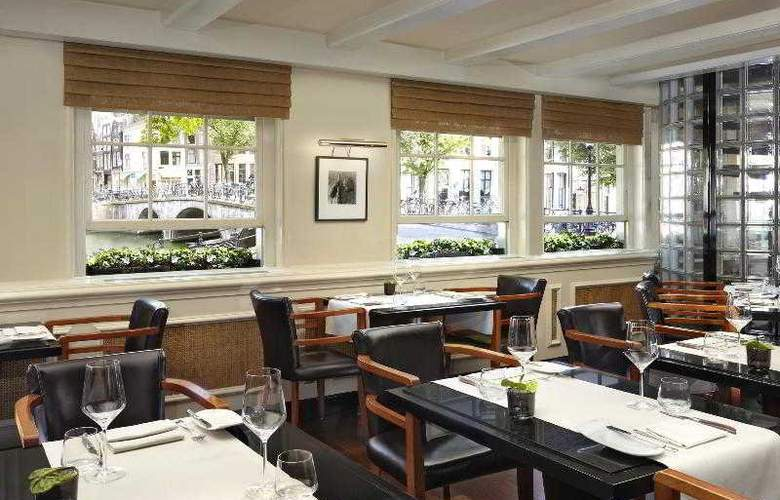 Pulitzer - Restaurant - 34