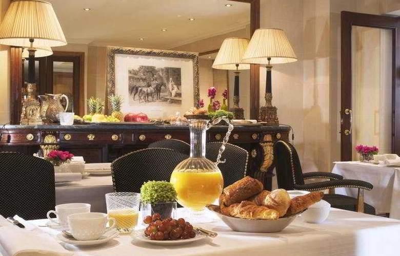 West end Paris - Restaurant - 12