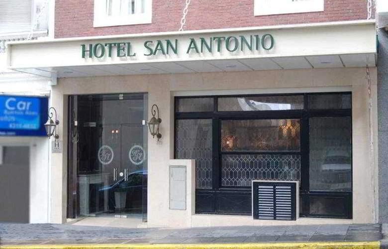 San Antonio - General - 1