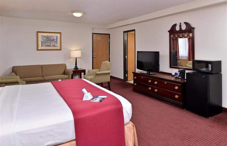 Best Western Naperville Inn - Room - 49