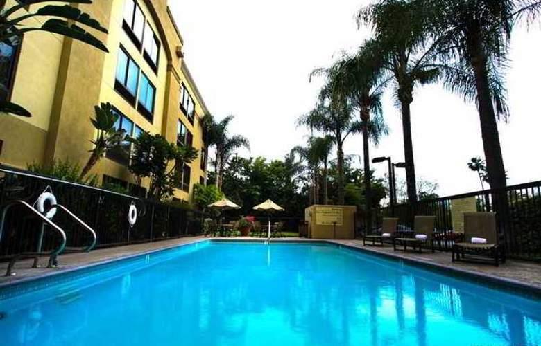 Hampton Inn Los Angeles/Arcadia/Pasadena - Hotel - 2