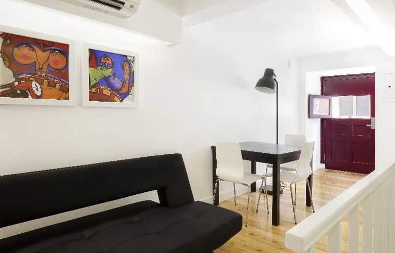 Hello Lisbon Santos Apartments - Room - 0