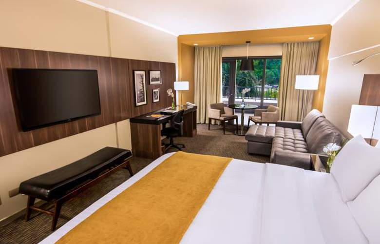 Sao Paulo Airport Marriott - Room - 14