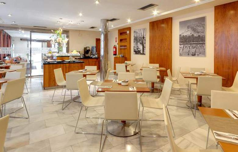 Tryp Ciudad de Alicante - Restaurant - 28