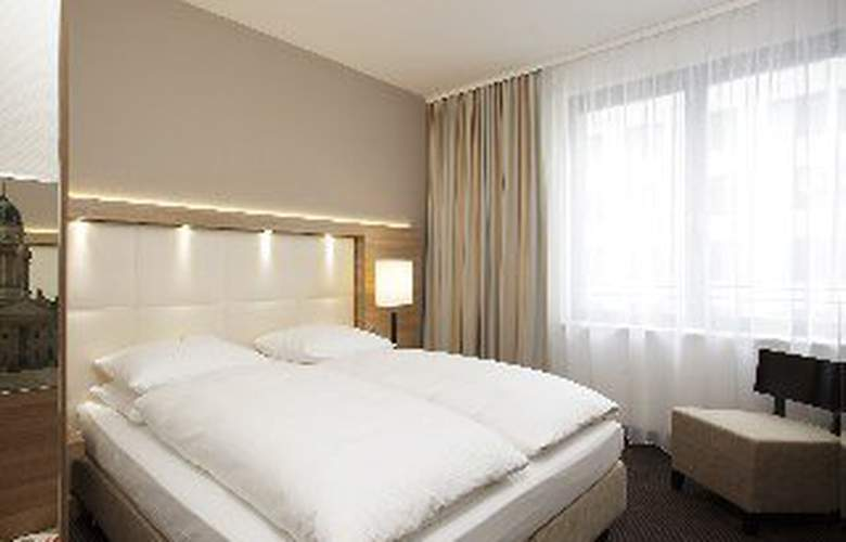 H4 Hotel Berlin Alexanderplatz - Room - 2