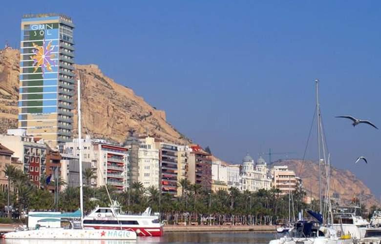 Tryp Alicante Gran Sol - Hotel - 7