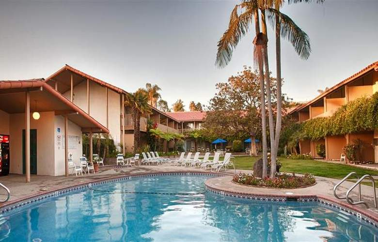 Best Western Plus Pepper Tree Inn - Pool - 40