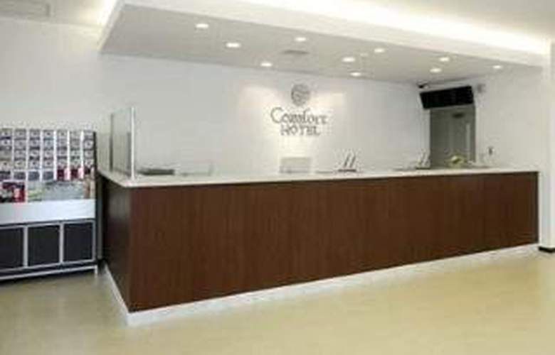 Comfort Hotel Saga - Restaurant - 1