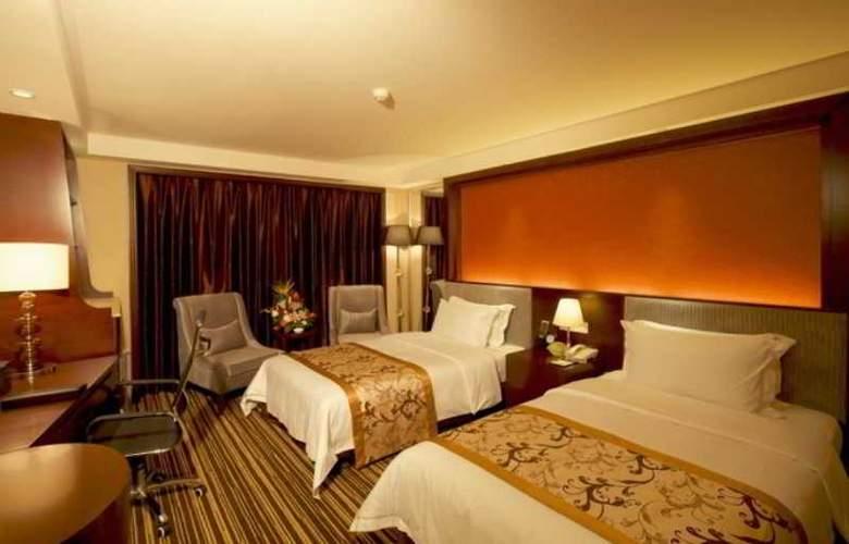 Leeden Hotel Chengdu - Room - 7