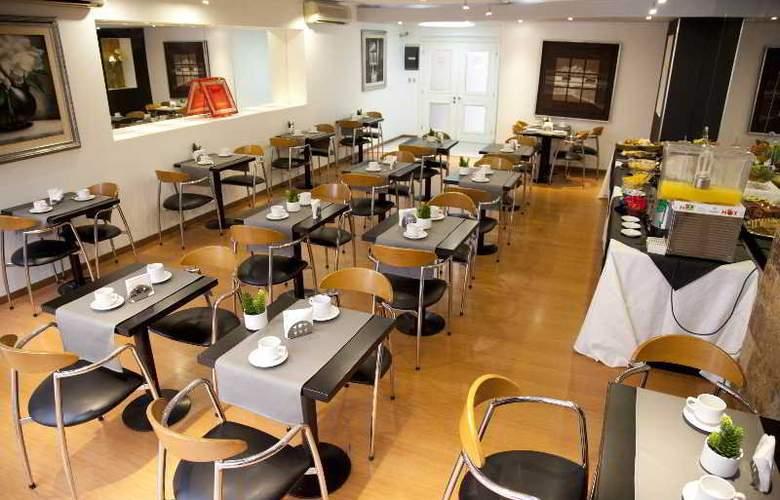 Pocitos Plaza Hotel - Restaurant - 30