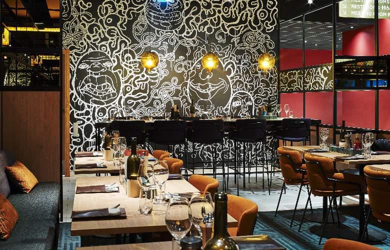 Scandic Europa - Restaurant - 3