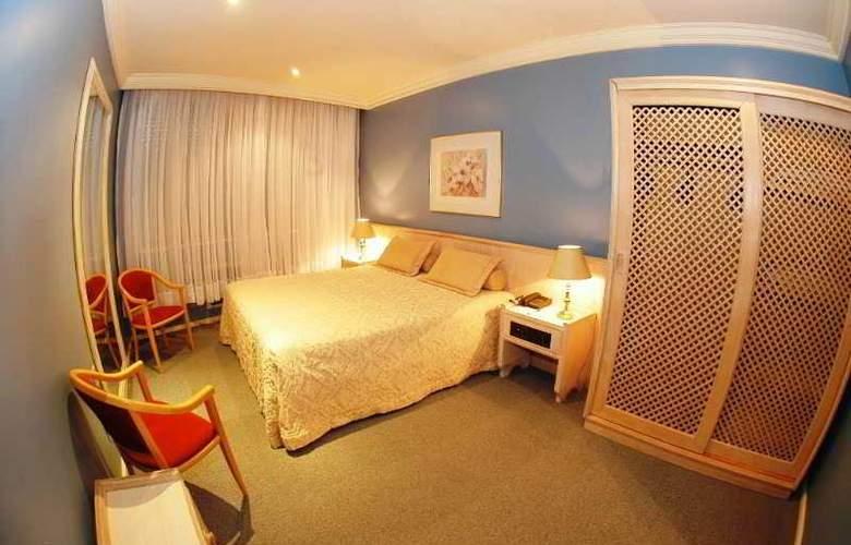 Plaza Porto Alegre - Room - 9